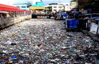 Pasig River Before
