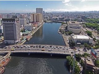 Pasig River Now Photo credit to Riverfoundation.org